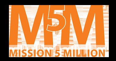 M5M logo