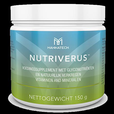 Nutriverus -PlantaardigeVoedingssupplementen.nl