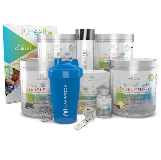 TruHealth Fat-Loss System Mannatech